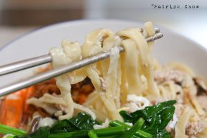 Hand-made noodles 2 by patchow
