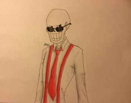 Mafiatale Papyrus by pandahandsome