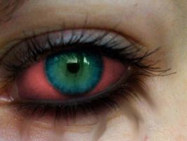 The Vampire Diaries Eye by bubble0flame