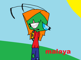 Malaya by caitlinthehedgehog34