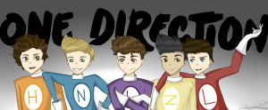 The Adventurous Adventures of One Direction by 134Love134
