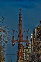 Lamppost 2 by forgottenson1