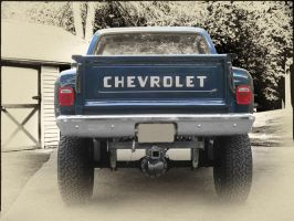 This LiL Ole' Chevy by phbeks