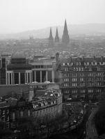 Edinburgh by purplekyloe