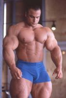 Bodybuilder 35 by Stonepiler