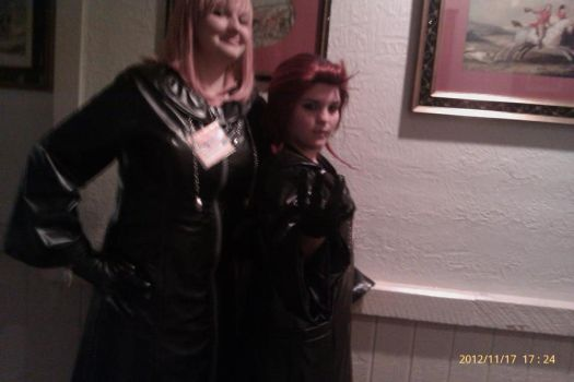 Marly And Axel by RoxyHeartMarly