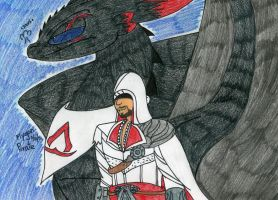 Everything is Permitted...Even a Night Fury by FlygonPirate