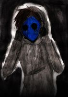 Eyeless Jack (manga)- COVER by mio-san13