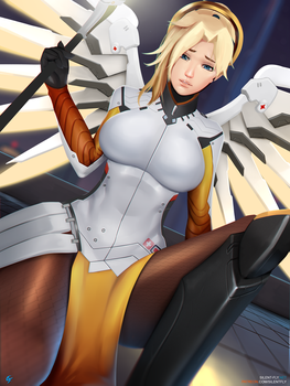Mercy by Silent-fly