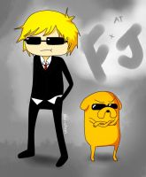 The awesomeness of Finn and Jake by SweetChibiUsagi