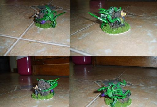 tyranid lictor by insane808