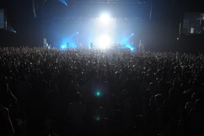 30 Seconds to Mars epic crowd by TheSoftCollision