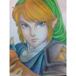 Link: Hyrule Warriors (colour touch-up) by Mimibert