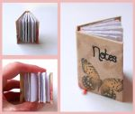 Mini Notebook! by Jane-Rt