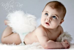 Little angel by katelynrphotography