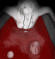 _Bathe in Your Blood-_ by StarvingFartist