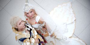Final Fantasy XII - Royal Wedding by diriagoly