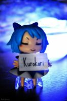 figure Cirno by KittyStrife