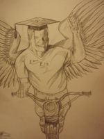 Tribute to Kyle Highsack by Shukibaby