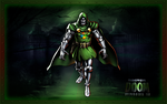 WINDOWS10: DOCTOR DOOM by CSuk-1T