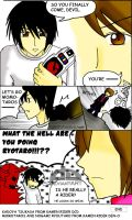 DCD and Den-O: What if by KairiKazumi