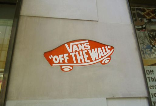 VANS Off The Wall by ceedeng