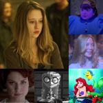 Recent Characters I've Voiced on Youtube by Hillywoodlover13