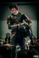 Hiccup WIP by TheRiverStudio