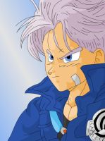 Future Trunks.. by RinskeR