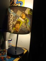 Toy Story Lamp by spidyphan2