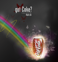 Cola Adds Life by DoyIe-Gfx