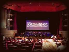 The lord of the rings, symphony concert by MissSebasuchan