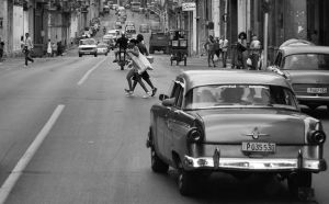 One day in Havana No.13 by BenoitAubry