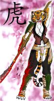 Master Tigress Blood Lust by K-o-v-u