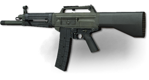 MW3: USAS 12 by FPSRussia123