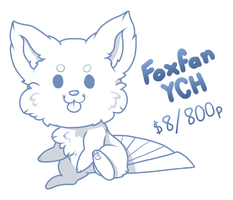 YFH - Chibi Your Foxfan Here! (OPEN) by Mega-Arts