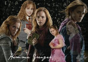 Hermione Granger by Potterhead-Writer