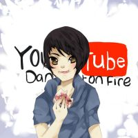Danisnotonfire by marikire