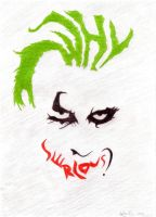 Why So Serious by ElisaaDay