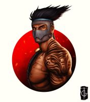 Jago - Killer Instinct by thegameworld