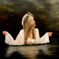 Ophelia by M--Art