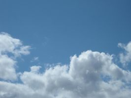 Sky clouds  stock 14 by KLStock
