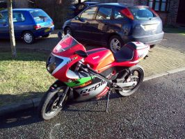 Derbi GPR 50R aka: My Baby by super-fudge