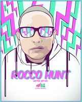 Rocco Hunt by mattH27