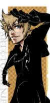 bookmark - roxas by testdrive
