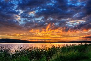 Sky of Fire by JRtheDude