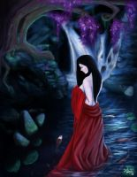 Red Water by astray-engel