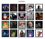 Tito's Top 20 Villains by Tito-Mosquito