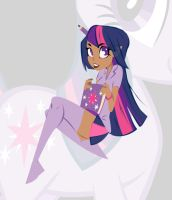 Twilight Sparkle by RaineKitty