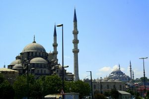 A Tale of Two Mosques by Phate1596